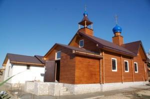 Храм образа Пресвятой Богородицы Утоли моя печали
